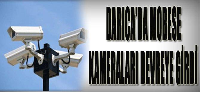Darıca'da Mobese Kameraları Devreye Girdi