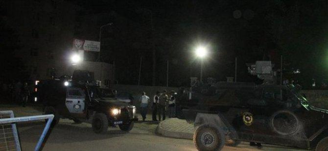 Yüksekova'da çatışma çıktı