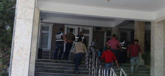 43 bin lira çalan soyguncular tutuklandı