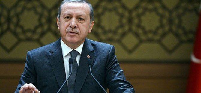"""Erdoğan'dan Çağrı """"Kıskanç Davranmayın"""""""