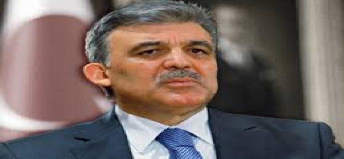 Abdullah Gül'den şok çıkış Cezalandırılsın
