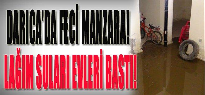Darıca'da Feci Manzara!