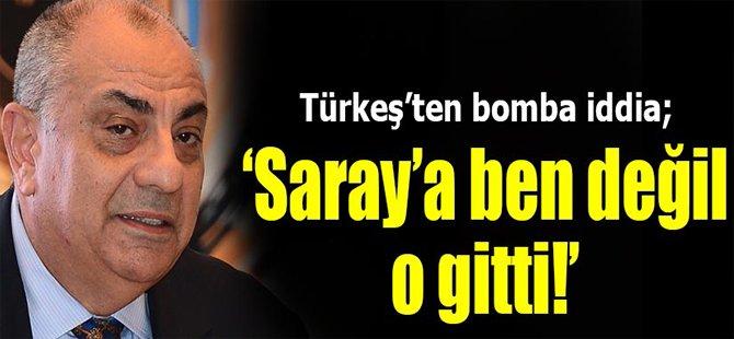 Türkeş'ten bomba iddia!