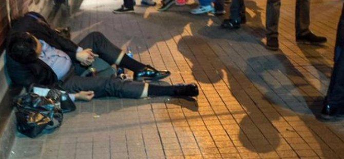 İki Sevgili, Taksim'de Hayatlarına Son Verdi