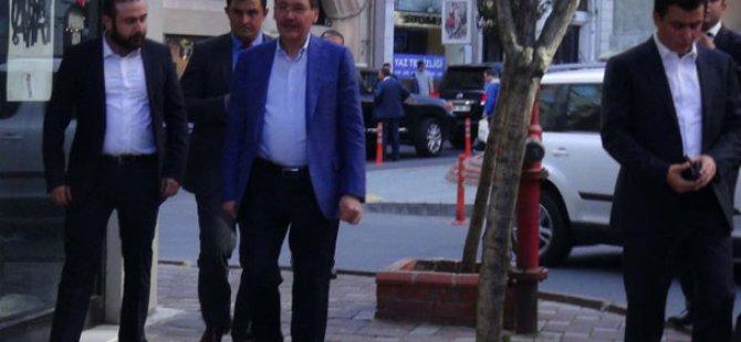 Gökçek'ten Ahmet Hakan'a ziyaret