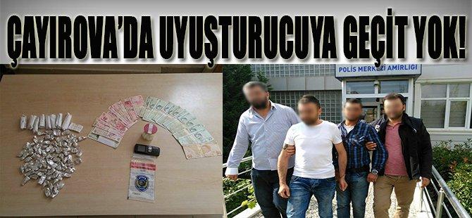 Çayırova'da Uyuşturucuya Geçit Yok!