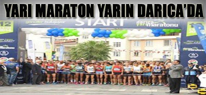 Yarı Maraton Yarın Darıca'da