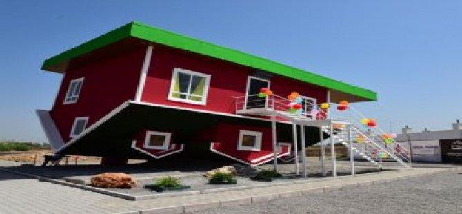 Türkiye'nin İlk Ters Evi