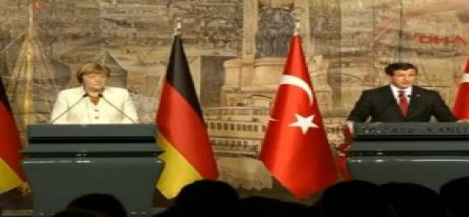 Merkel: PKK Terör Örgütüdür