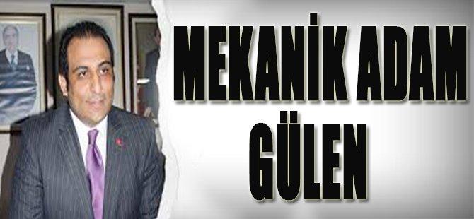 Mekanik Adam Gülen