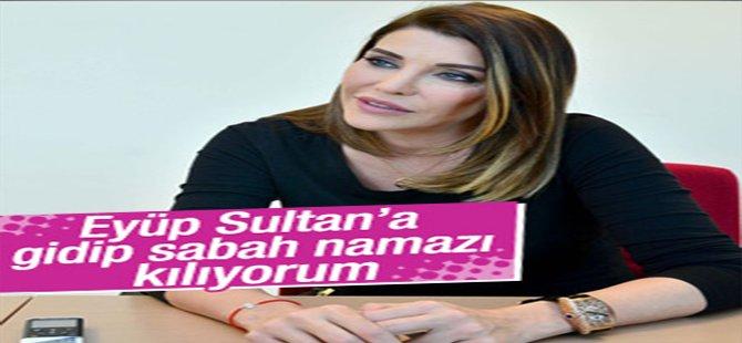"""""""Eyüp Sultan'a Gidip Sabah Namazı Kılıyorum"""""""