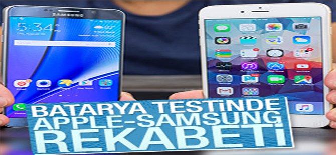 Akıllı telefonlarda batarya rekabeti