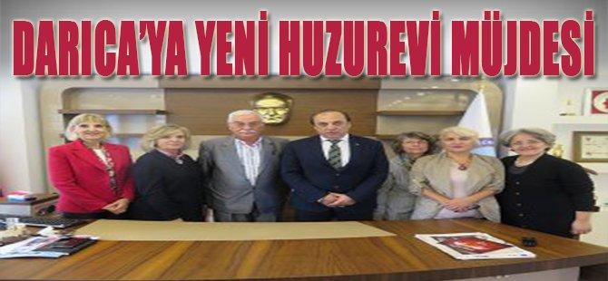 Darıca'ya Yeni Huzurevi Müjdesi