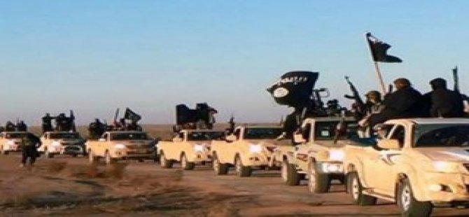 IŞİD 3 Ayda 3 Bin Kişiyi Öldürdü