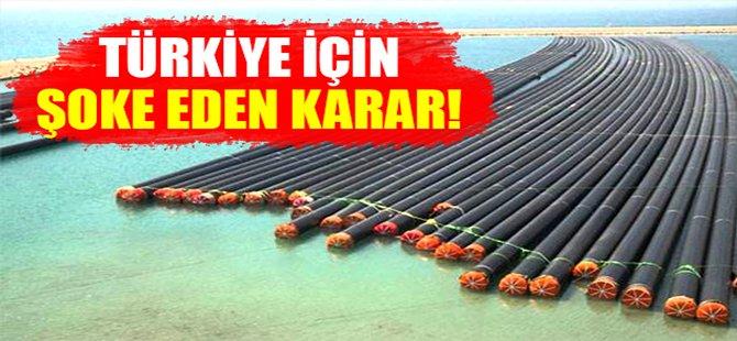 Türkiye için şoke eden karar!
