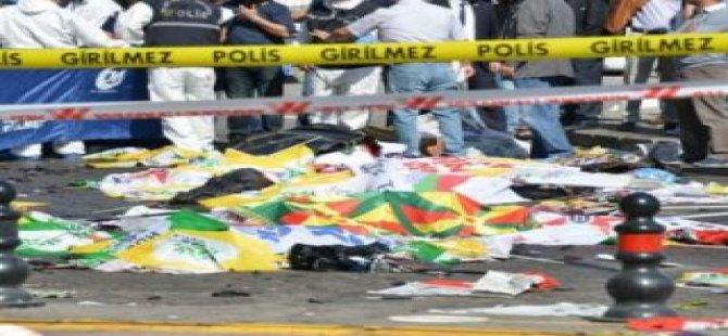 Ankara'daki Patlamada Şok Detay!