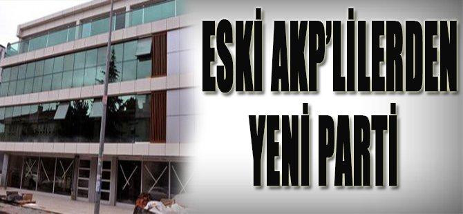 Eski AKP'llerden Yeni Parti