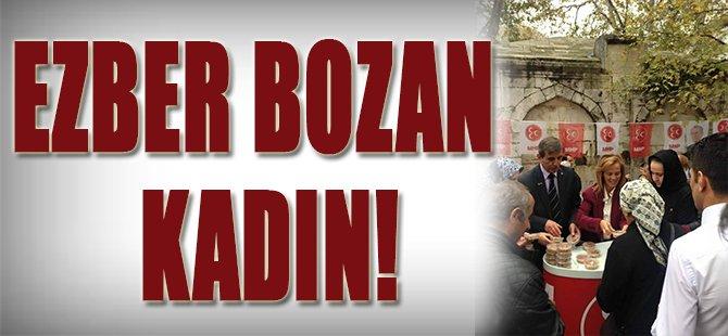 Ezber Bozan Kadın!
