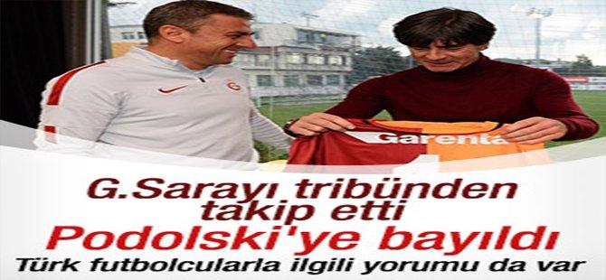 Hamzaoğlu Löw buluşması