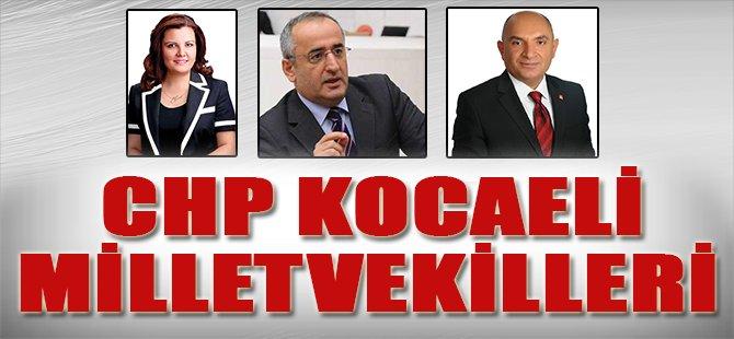 CHP Kocaeli Milletvekilleri
