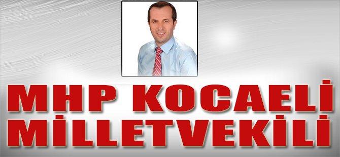 MHP Kocaeli Milletvekili