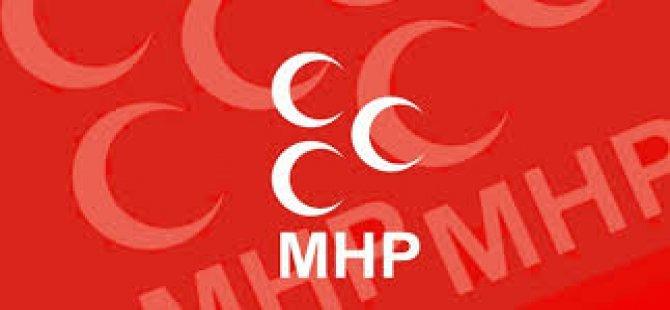 MHP'de İlk İstifa!