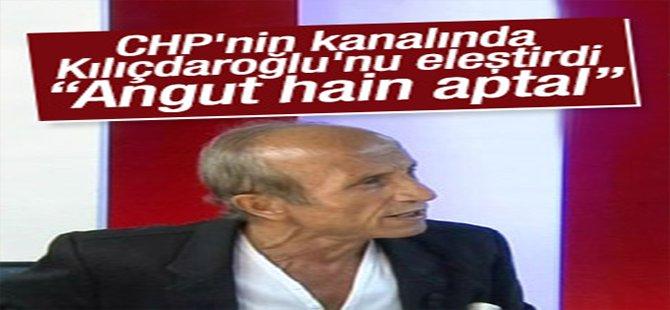 Yaşar Nuri Öztürk'ten Kılıçdaroğlu'na: Angut