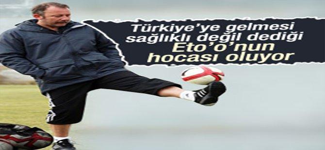 Antalyaspor'da Sergen Yalçın sesleri