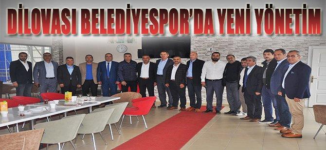 Dilovası Belediyespor'da yeni yönetim