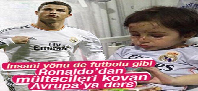 Ronaldo, Haydar Mustafa ile buluşacak