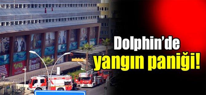 Dolphin'de yangın paniği!