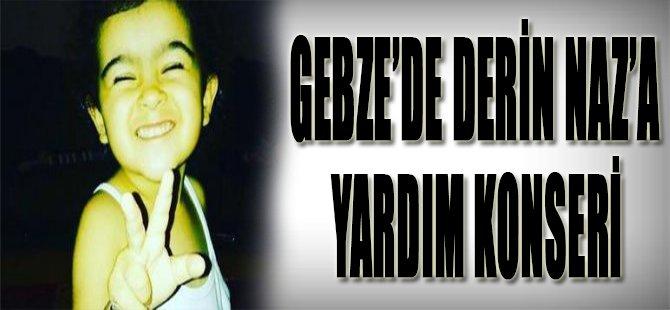 Gebze'de Derin Naz'a Yardım Konseri