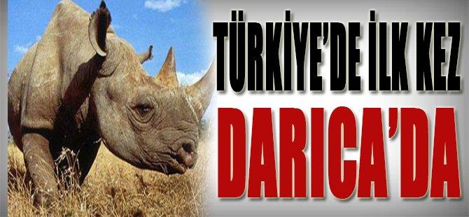 Türkiye'de İlk Kez Darıca'da