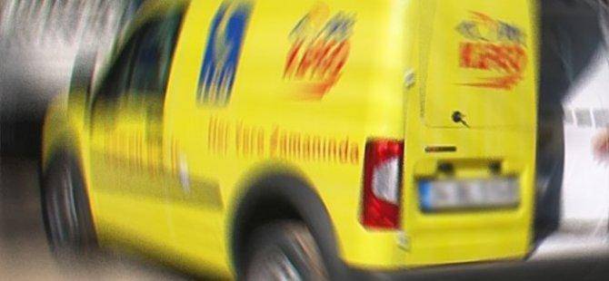 Teröristler PTT aracına saldırdı: 1 vatandaş hayatını kaybetti