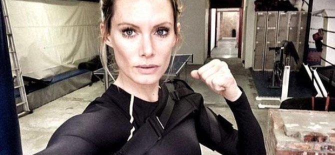 Star Wars'ta kamera karşısına geçen dublör Olivia Jackson kolunu kaybediyor