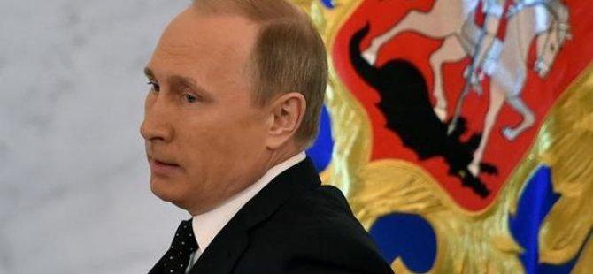 Putin; Kimseyi İnandıramıyorum