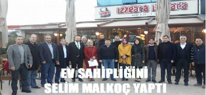 Ev Sahipliğini Selim Malkoç Yaptı