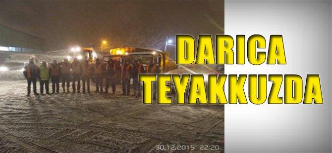 DARICA TEYAKKUZDA