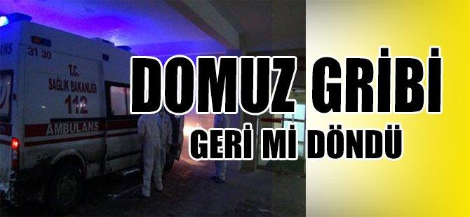DOMUZ GRİBİ GERİ Mİ DÖNDÜ