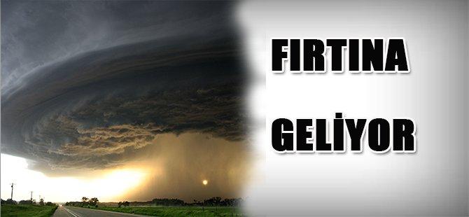 Fırtına Geliyor