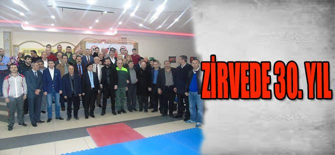 ZİRVEDE 30.YIL