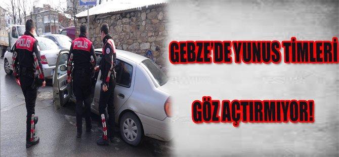 GEBZE'DE YUNUS TİMLERİ GÖZ AÇTIRMIYOR!