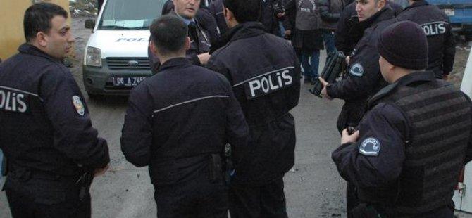 ANKARA'DA POLİSE SİLAHLI SALDIRI !