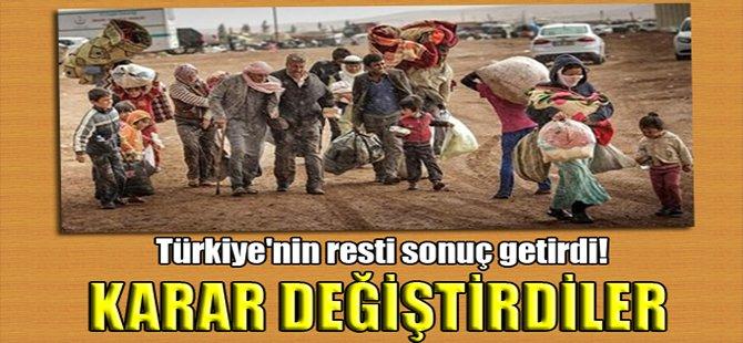 Türkiye'nin resti sonuç getirdi!