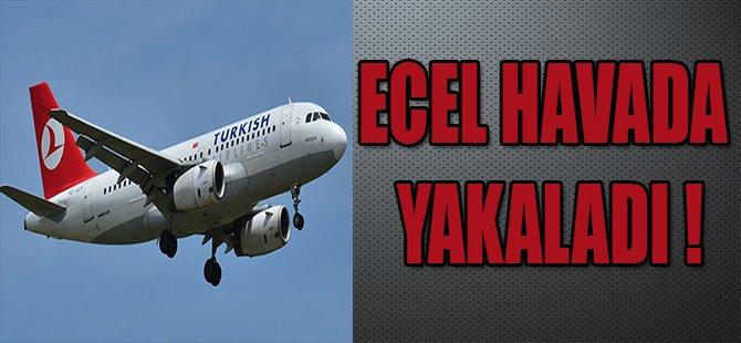 ECEL HAVADA YAKALADI !