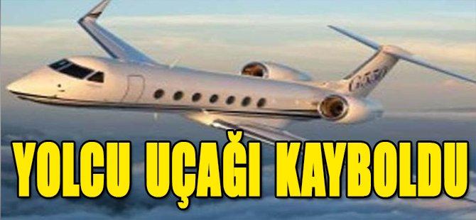 Yolcu Uçağı Kayboldu