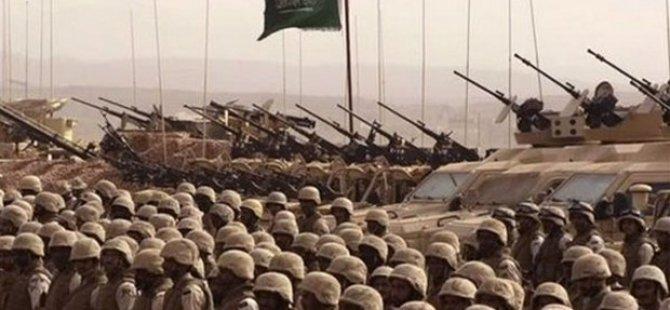 Suudi Arabistan: Kara operasyonuna hazırız