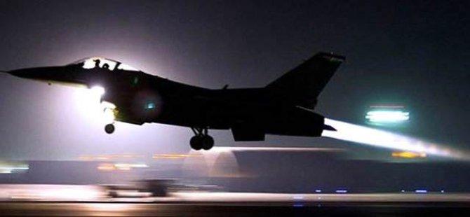 Türk Jetleri Kandil'e Bomba Yağdırdı