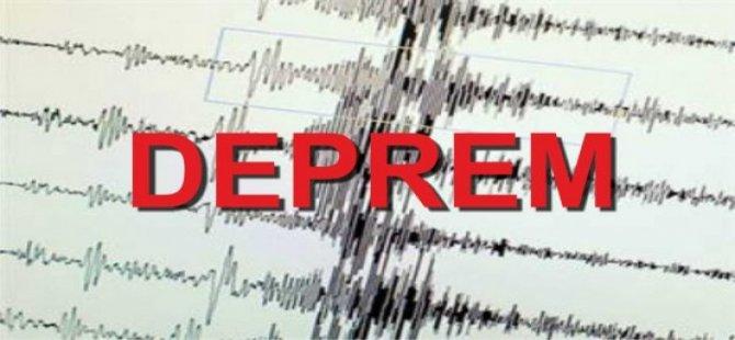 Sakarya Akyazı'da 3.8 büyüklüğünde deprem!