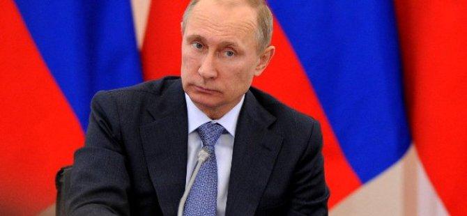 Putin, Rus Hava Güçlerine Yarından İtibaren Geri Çekilme Emrini Verdi